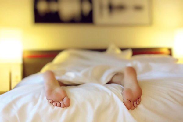 Slecht slapen door angstverhalen over slecht slapen